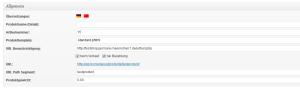 Konfiguration der URL Benachrichtigung für Kauf/Zahlung eines Produktes im wpShopGermany WordPress Shop Plugin