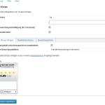 Konfiguration des Trusted Shops Moduls innerhalb des wpShopGermany WordPress Shop Plugins