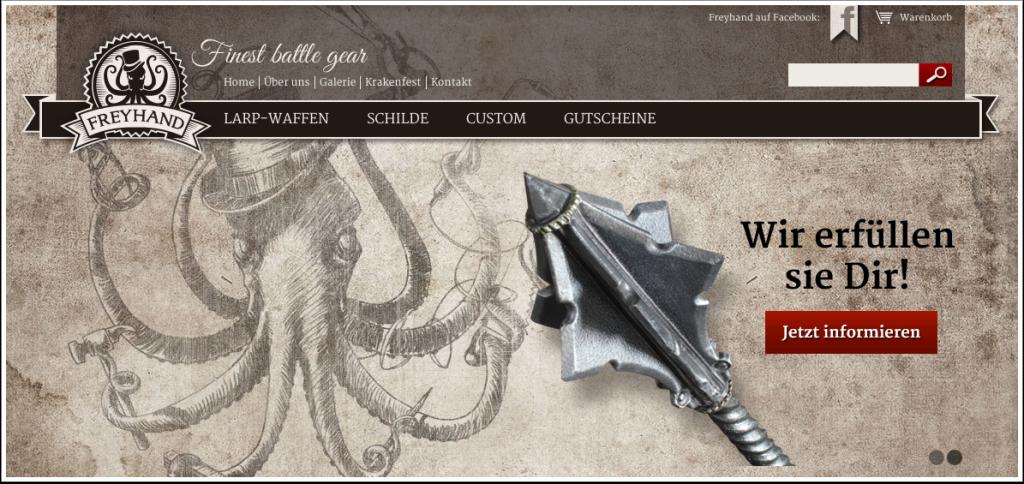 Freyhand-Deutsch---finest-battle-gear
