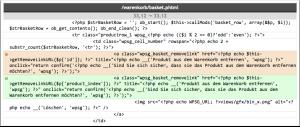 WebSVN---Versionsanderungen
